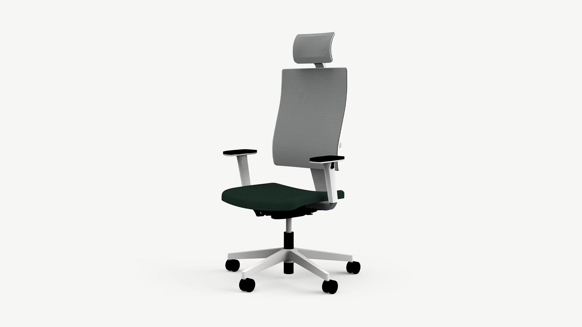Nowy Styl Soft Seat Bürostuhl 4ME, Mesh-Bezug